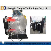China High Grade Metal Down Pipe Roll Forming Machine With Chain Or Gear Box Driven System on sale