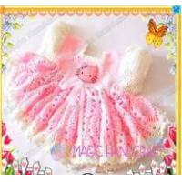 China Handcraft Chinese Crochet Baby Clothing on sale