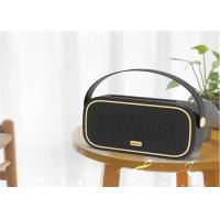 high quality and cheap price New metal Wireless Bluetooth Speakers V4.2 TWS FM radio function