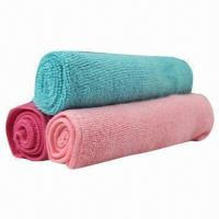 Best Microfiber Soft Face Towel, Made of 80% Polyester + 20% Polymaide, OEM and ODM Services Welcomed wholesale