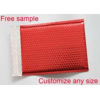 Best Colored A4 Wrap Padded Shipping Envelopes , Bubble Wrap Cushioned Mailers Durable wholesale