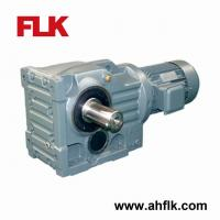 Best Series K right angle drive helical bevel helical gear motors wholesale