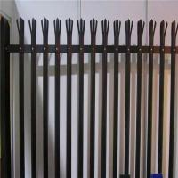 Best Powder Coated Euopean Type Wire Netting Fence Guardrail / Palisade Fence wholesale