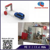 Best Wide Scanning Tunnel Car X Ray Machine , Container Scanning Machine Single Energy wholesale