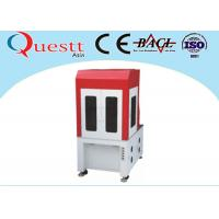 Best Air Cooling UV Laser Marking Machine 8W With Rotate Table Optional ISO Approved wholesale