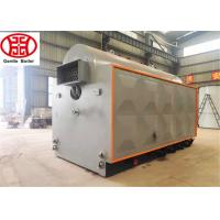 Best Industrial Fixed Grate Coal Biomass Wood Fired Steam Boiler For Paper Making Plant wholesale
