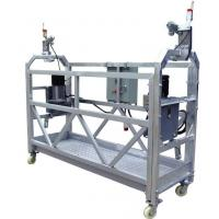 Best High Reliability Window Washer Platform Electrical Driven Easy Operation wholesale