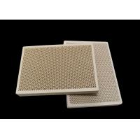 Best Porous Honeycomb Ceramic Infrared Gas Burner Plate For Oven , Customized wholesale