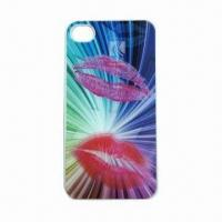 Best 3D Case for iPhone, Customized Colors and Logos are Accepted wholesale