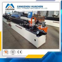 Buy cheap Custom Design Stud Track And Omega Metal Cold Roll Forming Machine With Capacity 20-40 M/Min product