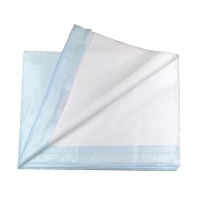 China Hospital Non Woven Fluff Pulp Disposable Diaper Pad on sale
