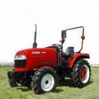 Best Wheel Tractor with 2.86 or 13.2kph Reverse Speed Range and Dual-stage Clutch wholesale