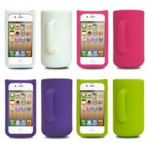 Best Taylor Mug Cup Pattern Design Silicon Mobile Phone Protective Case (HI-IPC-003) wholesale