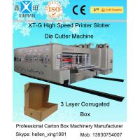 20CrMnTi Alloy Steel Numerical-Control Auo Die-Cutting Carton Packaging Machinery
