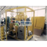 Best PLC Automatic Operation Vacuum Oil Filter Machine Multi Stage ZYD-150 9000LPH wholesale
