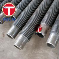 Best TORICH Fin Embedded Stainless Steel Fin Tube ASTM A213 304 316 1100 wholesale