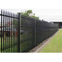 Akzo Nobel Powder Coate Garrison Fence Panels 2100mm*2400mm 80 Microns