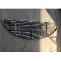 China Industry Stainless Steel Floor Drain Grate / Galvanized Steel Grating Walkway on sale