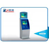 Best All In One Bill Accept SIM Card Dispenser Kiosk Ticketing Payment Windows 7/8/10 OS wholesale