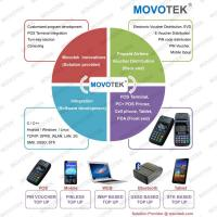 Best Movotek Electronic Voucher Distribution Platform along with Airtime Vending Machines Integration wholesale