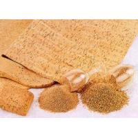 Best Cork Cloth, Granulated Cork wholesale