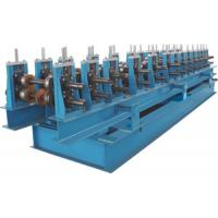 Best 120mm Diameter Roller Shutter Forming Machine , Roller Shutter Door Machine With Cutting wholesale