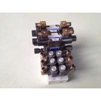 China G3/8 Hydraulic Flow Control Valve System , 210 Bar Hydraulic Stack Valves on sale