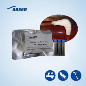 Cheap Emergency Industrial fiber wrap Fast Bounding Waterproof Pipeline Leak repair for sale
