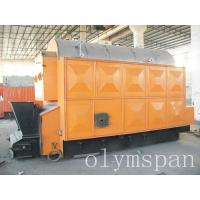 China Pressure Vessel Chain Grate 20 Ton Coal And Oil Fired Steam Boiler Steam Drum on sale