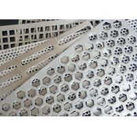 Best Square Holes Perforated Aluminum Sheet 1060 Thickness 3mm Hole Diameter 0.5-6mm wholesale