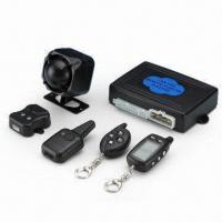 Best 2-way Remote Starter Car Alarm System with External Shock Sensor and Low Temperature Engine Starting wholesale