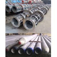 Best 700mm / 800mm Concrete Pole Steel Mould , concrete electric poles wholesale