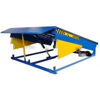 China 6 - 20 Ton Loading Bays weight in 16mm Lip thickness Stationary on sale