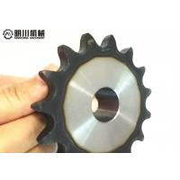 Best Steel Conveyor Chain Sprocket Wheel / Small Chain Sprocket With Heat Treatment wholesale