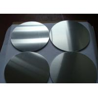 High Moisture Mill Finish Aluminum Disk Blanks Waterproof Road Sign Material