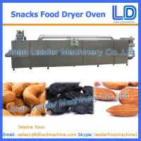 Best Made in china automatic Roasting Oven,Dryer for nut ,fruit wholesale