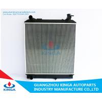China Professional Water Cooled Aluminum Radiator For ISUZU ELF PA36 on sale