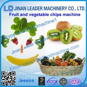 Best Eggplant Vegetable chips process line wholesale