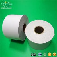 Best High Tightness Thermal Paper Rolls 79mm Oem Printed Clear Caution Mark wholesale