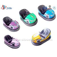 Best Sibo Coin Operated Games Amusement Park Bumper Car Rides wholesale