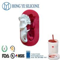 China Platinum liquid silicone rubber for plaster of paris mold making  to italy on sale