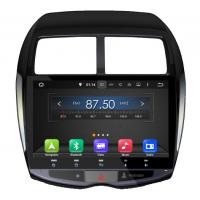 Best 10.1  Inch Mitsubishi Car DVD / Vehicle Dvd Player Android Version 7.x wholesale