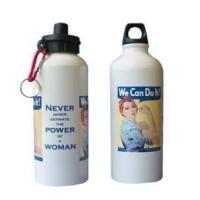 China 400ml Aluminum Water Bottle with FDA Approved on sale