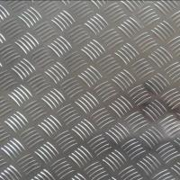 Best 1.0 - 7.0mm Thickness 5005 Aluminum Diamond Plate Sheets Mill Finish Surface wholesale