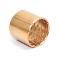 Best Wrapped Perforated Bronze Bushing | CuSn8 Material wholesale