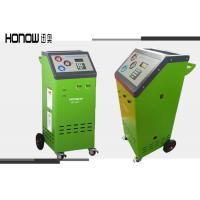 Best Gas Filling Car AC Recovery Machine Refrigerant Charging Station 350ml Dry Filter wholesale