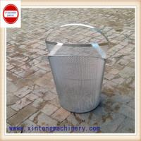 China strainer replacement basket, filtration elements, filter cartridge, temporary strainer on sale