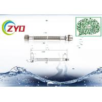 Best 16 Inch Female Straight Thread Sink Tap Connector Hose For Toilet Water Heater wholesale