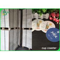 China Customized Natural White Moisture Absorbent Paper 0.7mm Sheet on sale