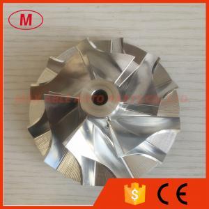 T61 409033-0013 59.50/94.02mm 6+6 blades turbocharger billet compressor wheel for CA*T 465